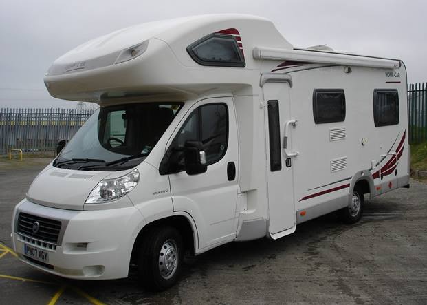 Home Car Motorhomes